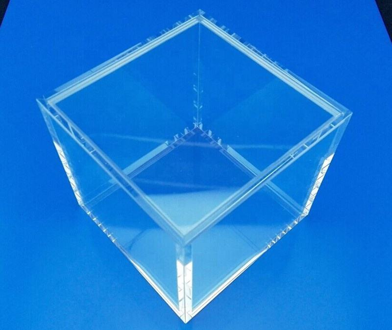 square acrylic aquarium,ISO Factory Product