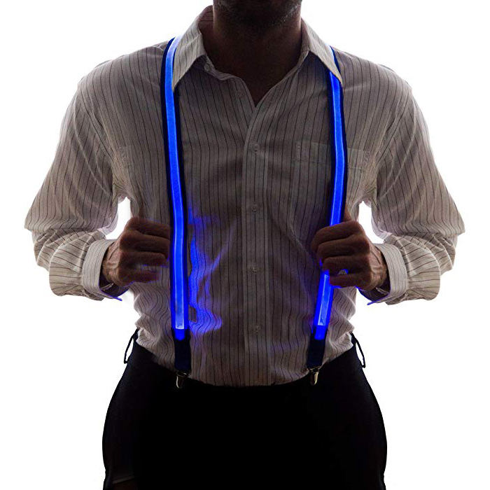 Suspended led linear lights led suspenders