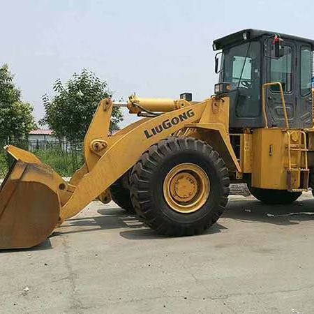Used Liugong ZL50CN Wheel loader / Liugong Loader ZL50CN Original condition