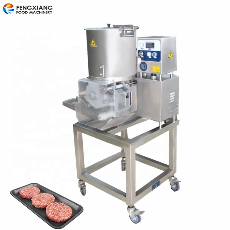FX-2000 commercial electric chicken beef fish meat patty shaping molding forming making machine