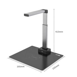 Nieuwe Desgin A3 13MP Usb Portable Document Camera Scanner Visualizer Voor Onderwijs, Kantoor, Bank