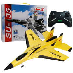 Remote Control Easy to Fly Durable Soft EPP Foam Airplane