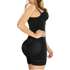 Venda quente slim fit shaper do corpo shapewear cintas colombiano