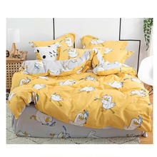 Wholesale Comforter Bedding Set, King Bed Sheet Bedding Set, Bedding 100% Cotton Set/