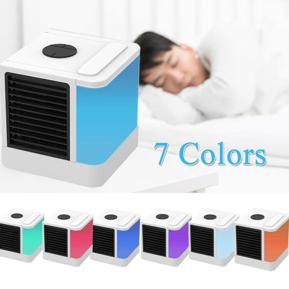 House heater personal space cooler quick and easy Portable cooler or heating air conditioner Rechargeable Mini air conditioner