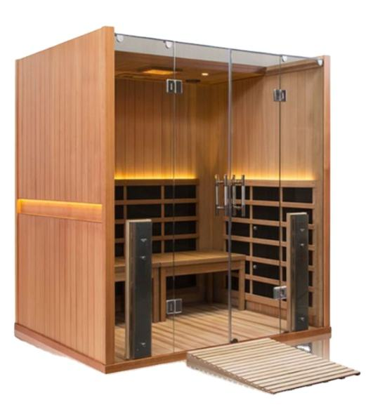 <span class=keywords><strong>Wunderbare</strong></span> design nass Feste ceder holz hause personalSteam Sauna zimmer mit sauna led licht