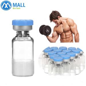 Free Sample Buy China HGH Bodybuilding Injections HGH191aa Raw Powder 191aa Human Growth /Frag 176-191 /Somatropin HGH Hormone