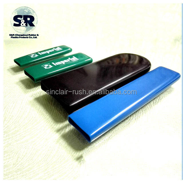 Viele Arten von Vinyl-Dip-PVC-Griffen für flache Griffgriffe für Ventilgriff