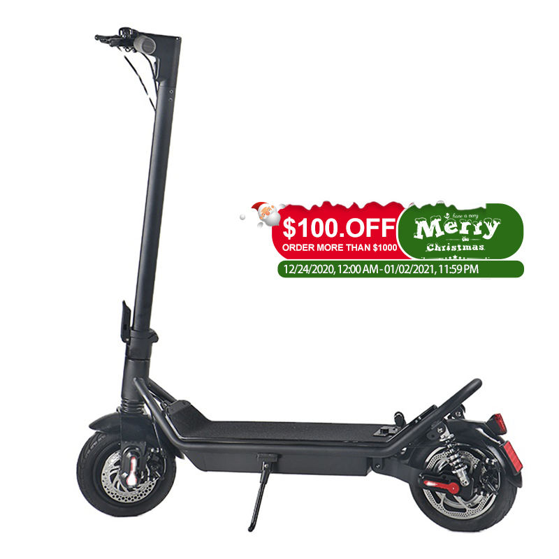 1000W EcoRider E4-7 10 inch big wheel electric scooter adult scooter electric