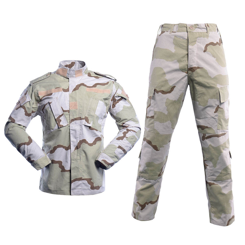 Custom Factory Supplier Military Army Tactical A-tacs ACU Uniform Clothing