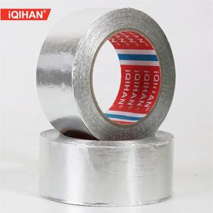 Perfect Quality Low Price Fireproof Adhesive Single Side Aluminum Foil Tape