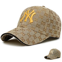 NY cap autumn leisure student couple hat winter sunshade baseball cap male sun hat