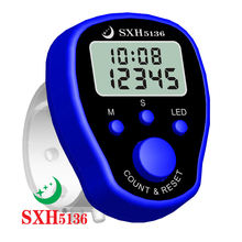 Tasbih Digital Finger Counter, High Quality Electronic Tally Counter