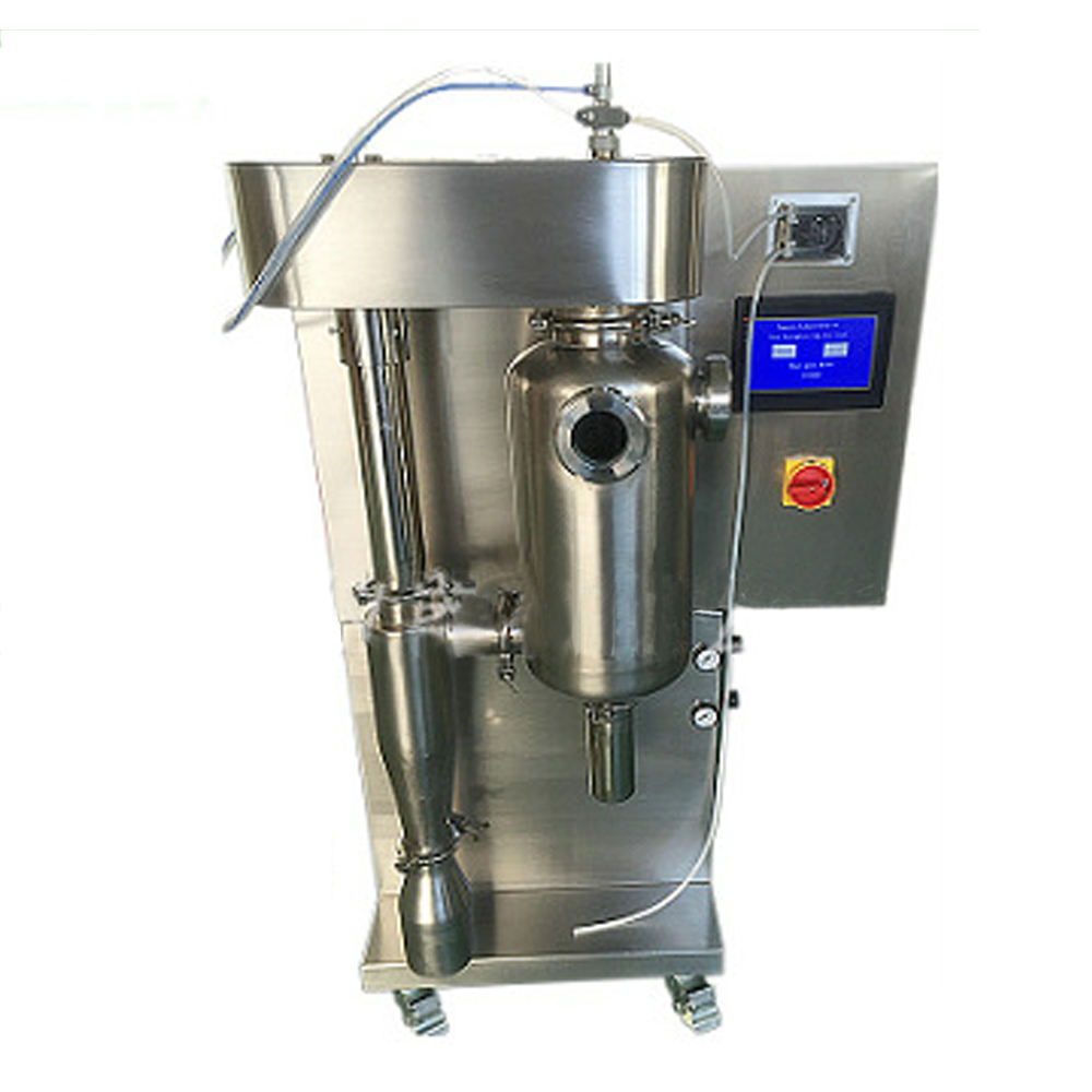 Animal Blood Cheapest Latest Type Detergent Powder Spray Drying Machine Homemade Spray Dryer