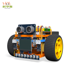 smart car robot kit arduino programmable robot toy