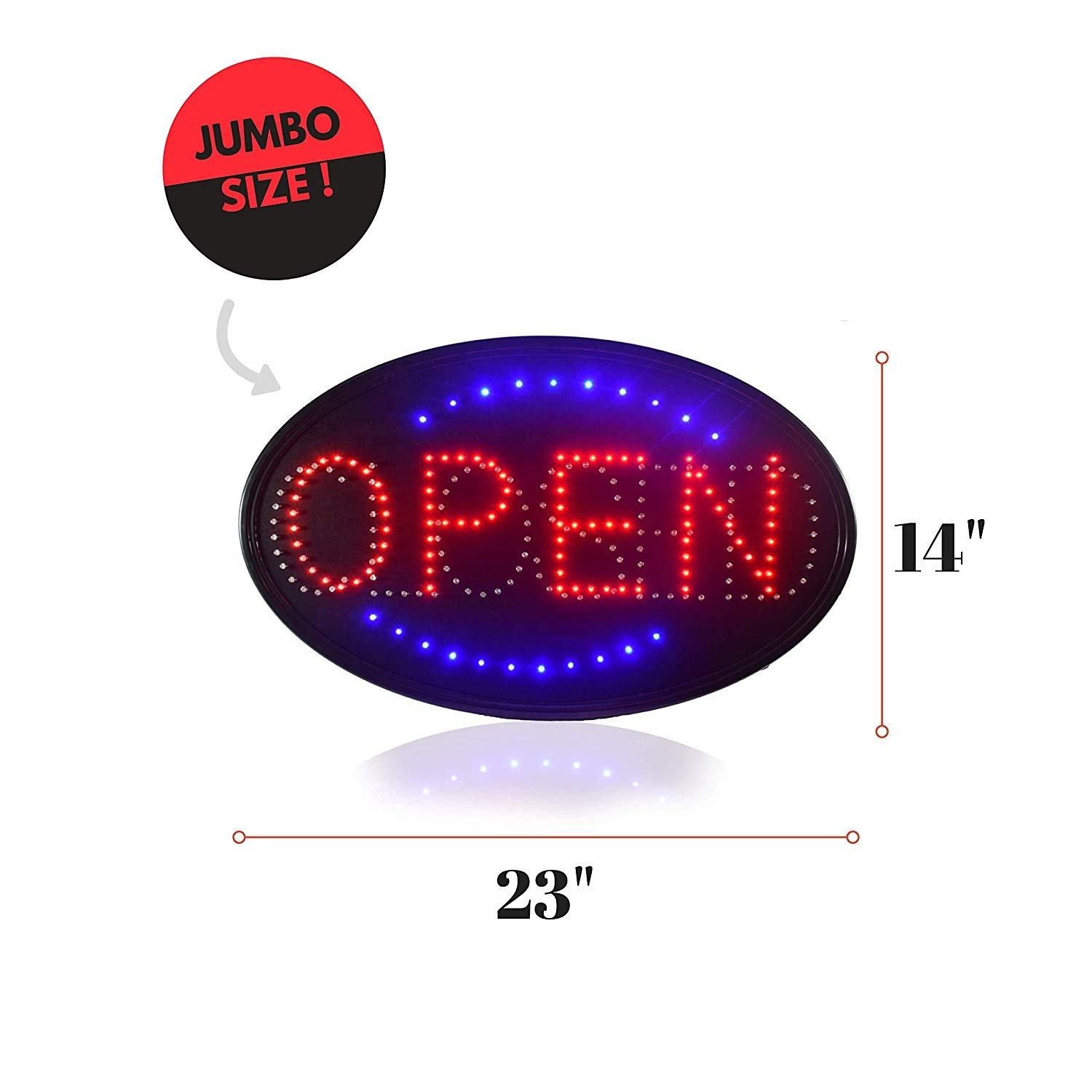 Hot selling Custom Led Neon Lighting Open Closed Sign Neon Lights Custom Letters Led Open Signs