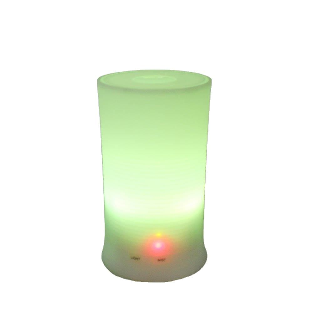 Multi-color transform USB mini ultrasonic essential oil aroma diffuser