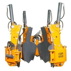 Four-lobe knife shovel 2020 best-selling seedling transplanting machine Forestry Machinery