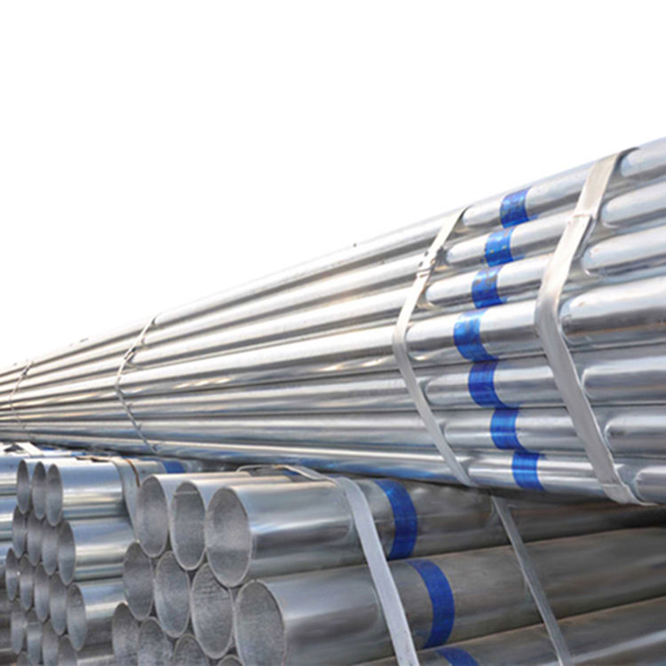 ASTM A36 Construction Scaffolding Pre Galvanized Steel Pipe