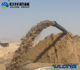 River Sand Sand Dredge Hydraulic River Sand Mining Dredges With Cutter Head Suction Pump