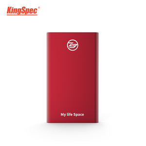 KingSpec Type-C Interface USB3.1 USB 3.0 แบบพกพา 960GB 1TB CUSTOM ภายนอก MINI 960GB SSD