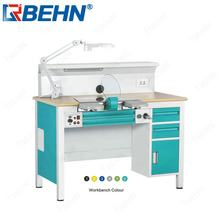 CE approved single person dental laboratory workstation for dental technician  with dust collection  / 1.2 meter