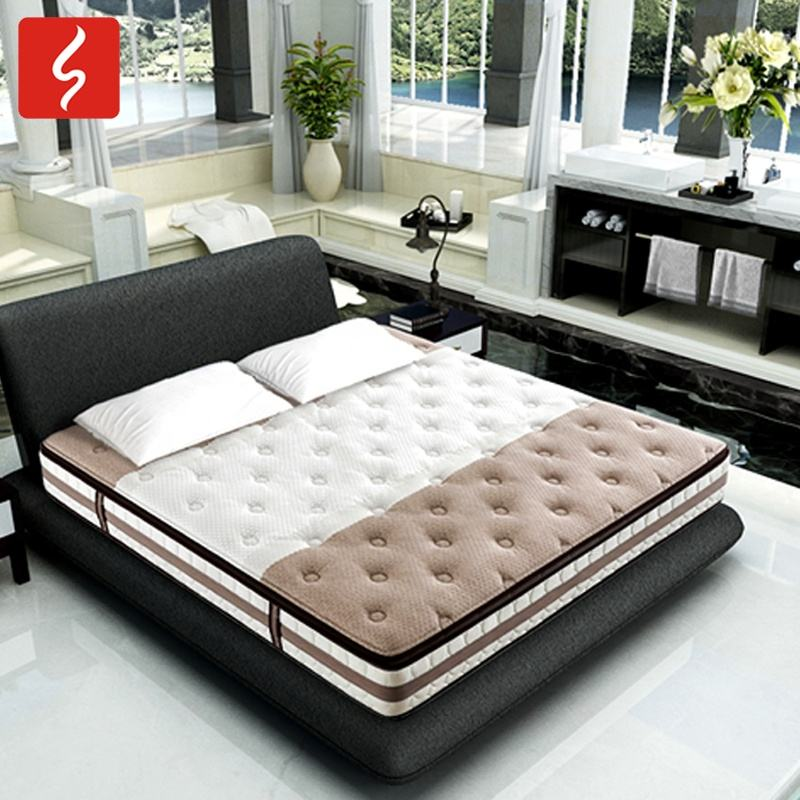Custom Factory Supply Perfect Sleep Memory Foam Pocket Spring Mattress For bed