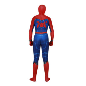 New design spider superman Cosplay bodysuit Halloween cosplay costume