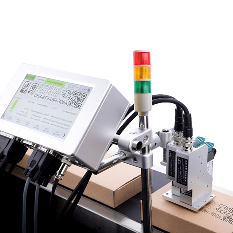 Geloof Draagbare Online Dubbele Sprinkler Meertalige Digitale Inkjet <span class=keywords><strong>Printer</strong></span> Thermische Inkjet <span class=keywords><strong>Printer</strong></span> Tij Codering Machine