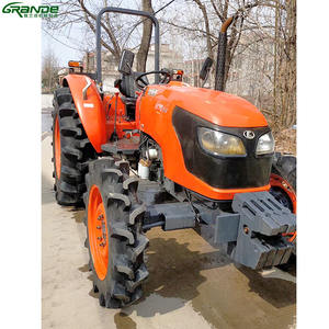mini tractors used KUBOTA M704 tractor for agriculture