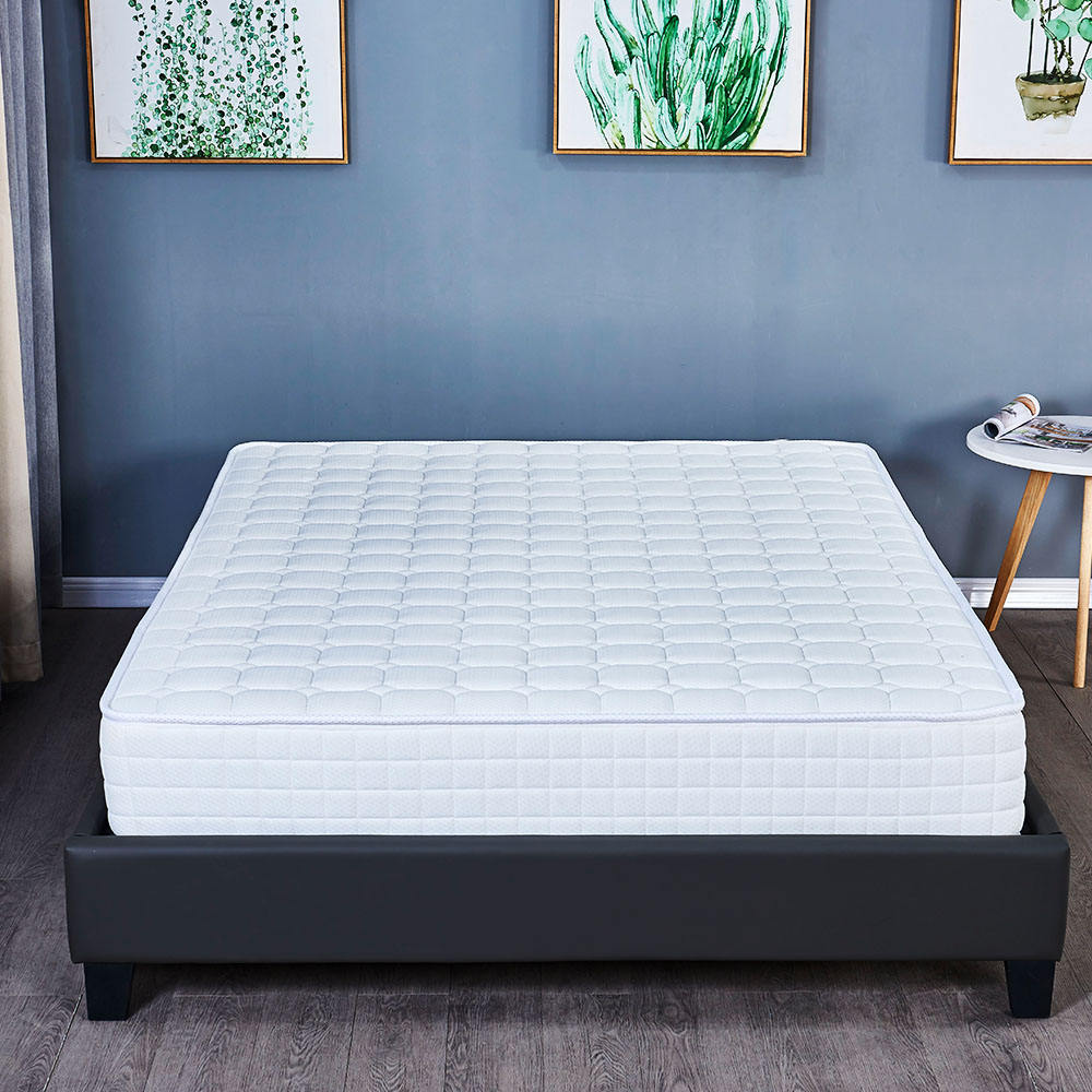 Home Life 3260 Twin Mattress, Twin, White