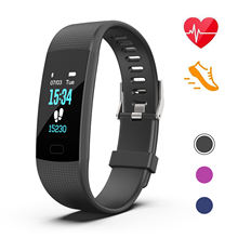 Custom Health Sleep Monitoring Watch Waterproof Fitness Tracker Hr Smart Bracelet PK Fitbit