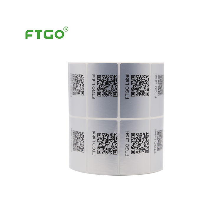 Thermal Label 4x6 Customize Shipping Printer Barcode Address Sticker Barcode