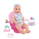 warm baby children girl games 16inch vinyl peeing simulation dolls for kids toys