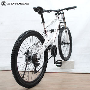 Downhill bike aluminum soft tail downhill frame downhill mountainbike full suspension dirt jump cheap MTB downhill