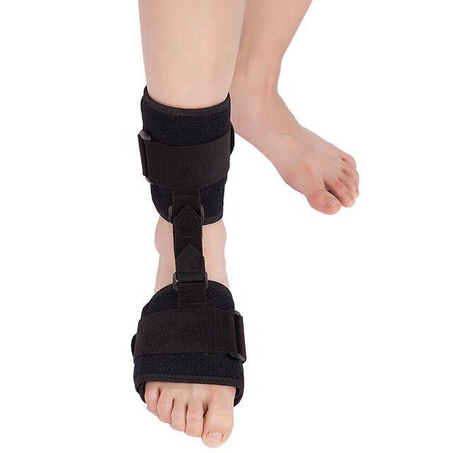 Rehabilitation Orthotic Adjustable Plantar Fasciitis ankle support Foot Drop Brace