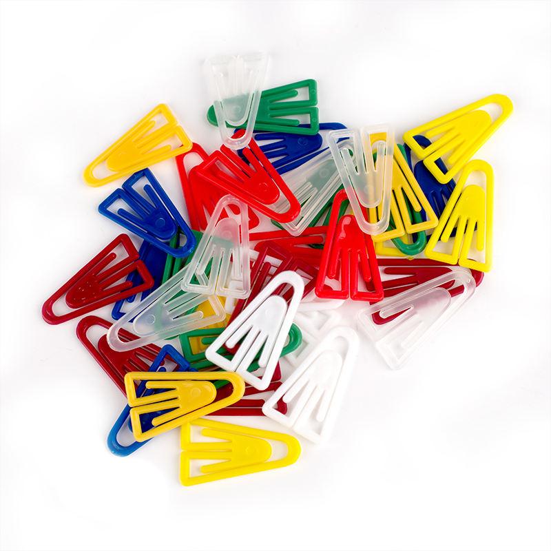 Plastic Garment Packing Fastener Shirt Clips