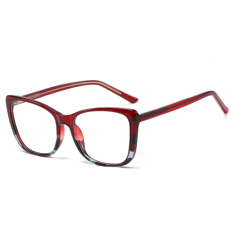 SHINELOT Create Your Own Brand Newest Clear Eyewear Tr90 Optical Frames Transparent Fashion Eyeglasses Wholesale