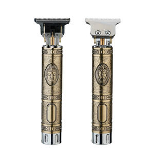 new Clipper trimmer detachable battery cordless hair trimmer all metal mini engraving electric hair buddha trimmers