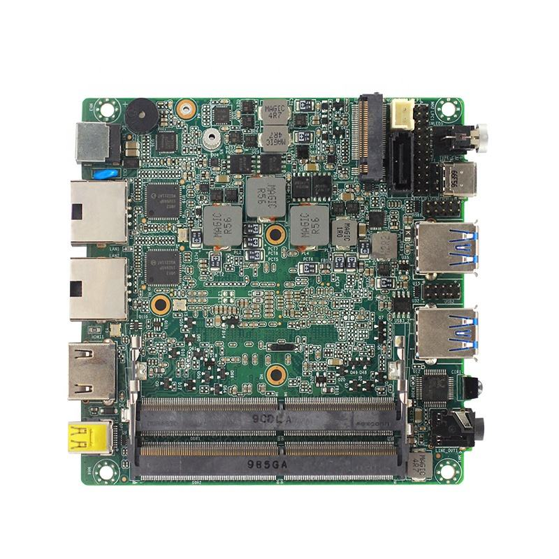 Hot sales 7TH 8TH gen cheap Industrial grade Motherboard dual lan Intel I3 I5 I7 desktop industrial motherboard