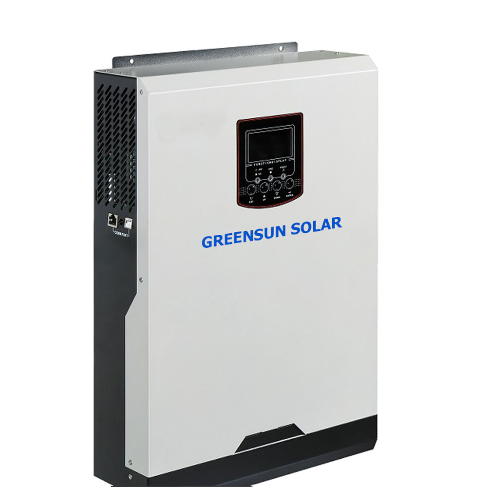 Home use 12v 24v 48v dc 120v 240v 1kw 2kw 3kw 5kw 8kw 10kw 12kw MPPT hybrid inverter off grid 5kva 10kva pure sine wave inverter