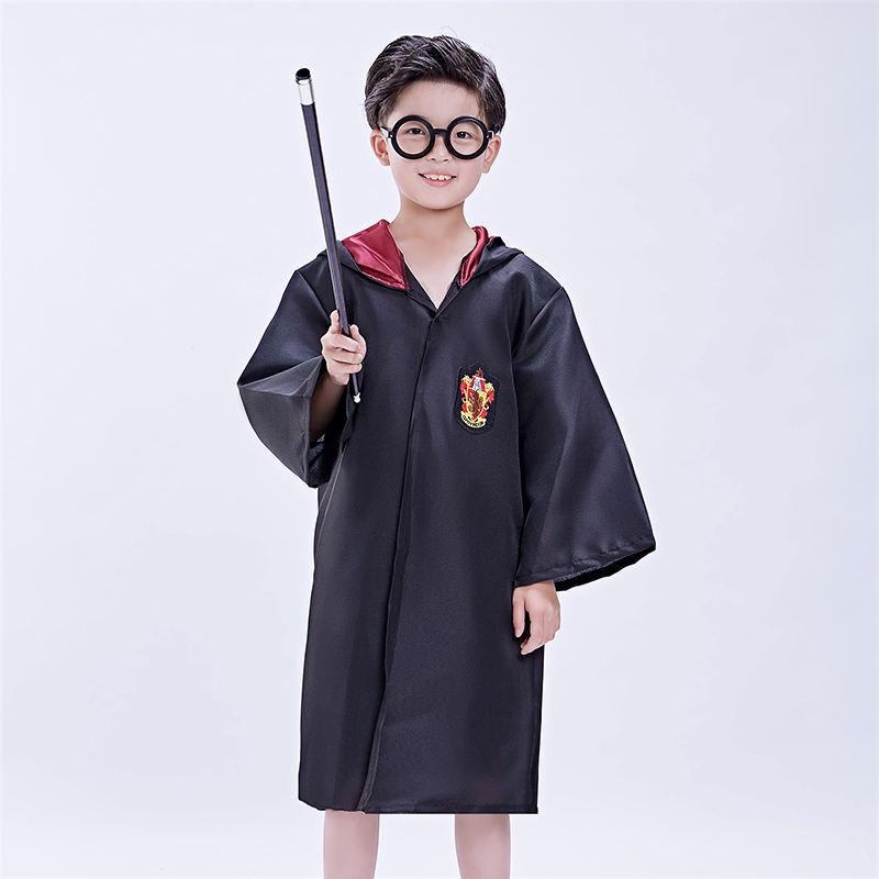 Harry Potter Hufflepuff Bata Niños Libro Semana Vestido de fantasía Traje