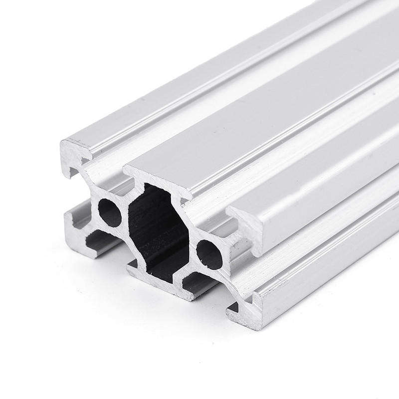 Customized design 2040 v slot aluminum profile extrusion 1000mm for industry