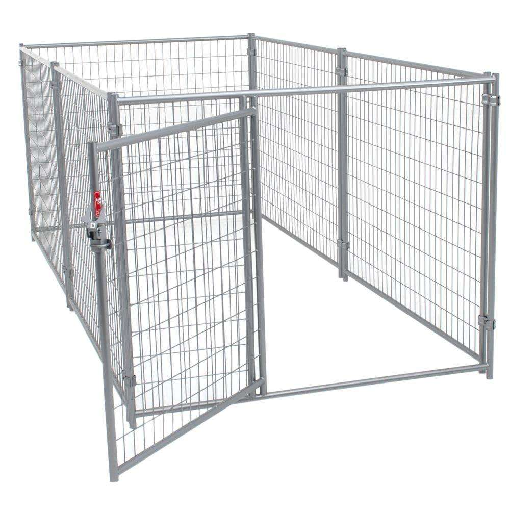 Folding Strong Modular Dog Crate and Kennel Dog Carriers Dog Cages