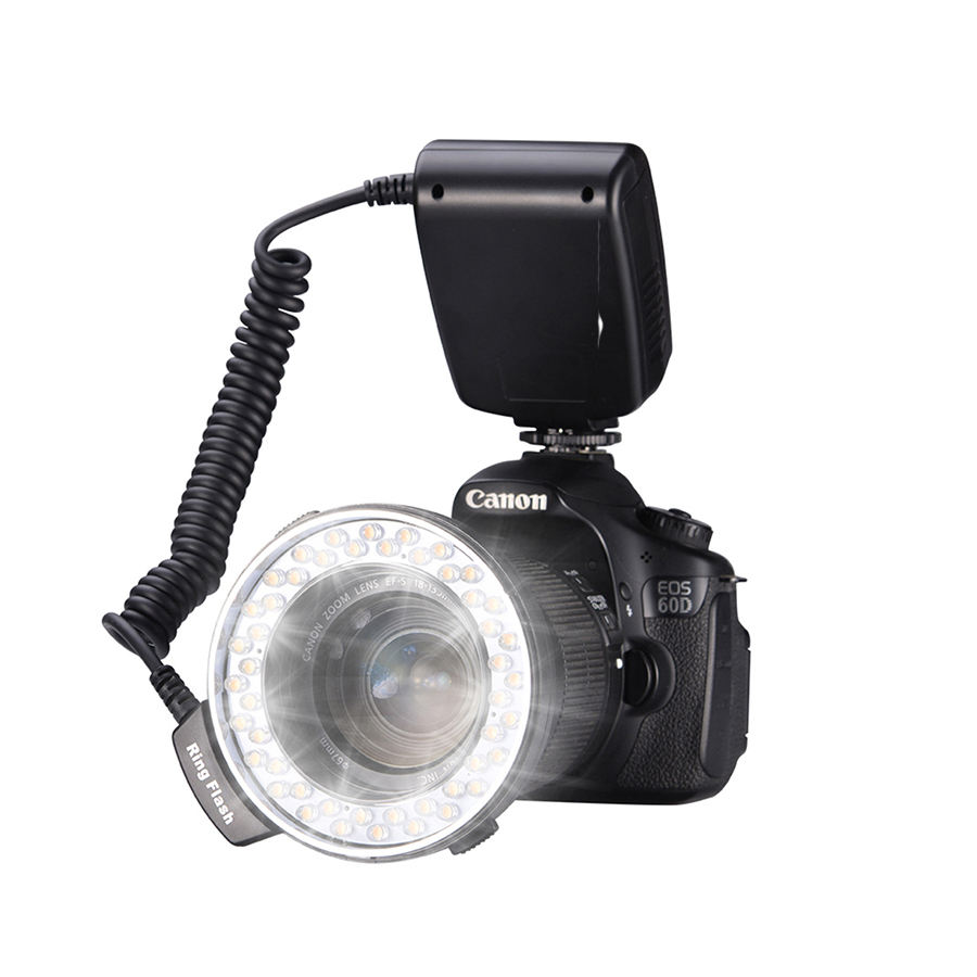 Best Quality Professional Manufacturer Camera Flash Light With Certificate Camera Flash KM-550 Speedlite For Nikon Canon DSLR