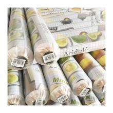 table cloth roll Printed pvc table cloth with nonwoven backing in roll  Oilproof Plastic Table Cover