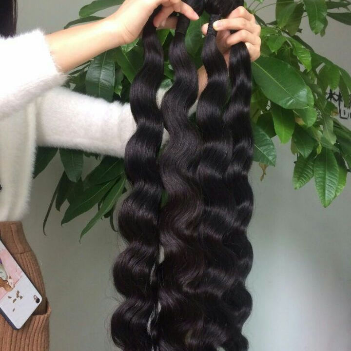 TD Hair Wholesale Cuticle Aligned Hair Extensions Body Wave Brazilian 100% Virgin Human Hair