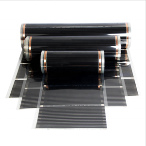 Infrared Carbon Electric Heating Film Under Laminate Floor Heating