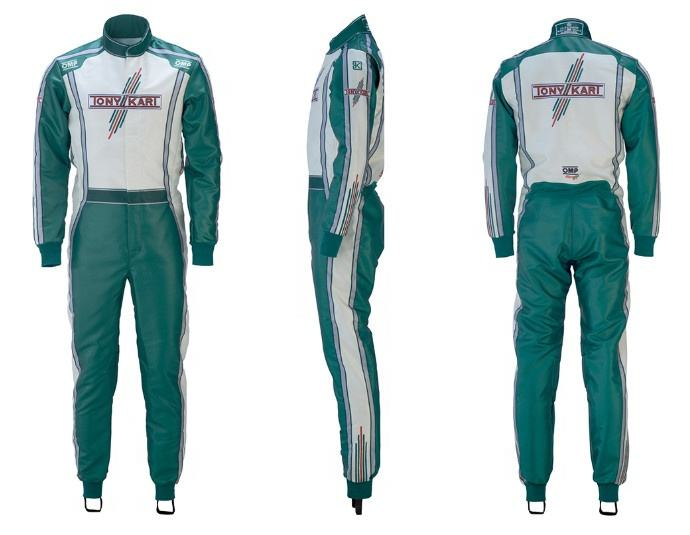 TOny Kart 2019 Model Kart Suit, Karting Race Suit (Customized) Racing Suit, CIK/FIA Professional Karting Suit