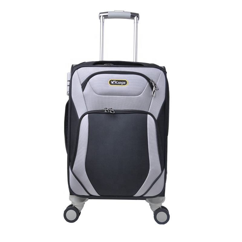 Luggage Bags Cases Alibaba China Supplier Baigou Factory 4 Spinner Wheels Luggage Cases Trolley Bags